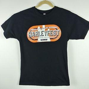 Harley Davidson - Harleyfest graphic tee